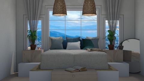 For SunflowerGal - Bedroom  - by IcyRosyRake2
