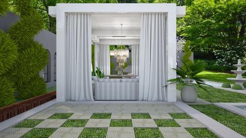 Garden Retreat 8 - Garden  - by Fofinha