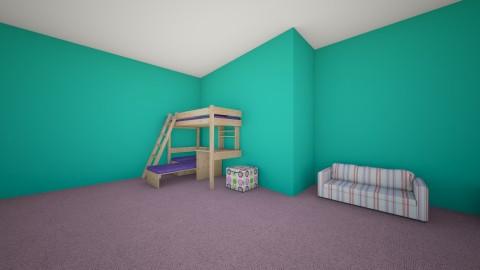 house - Kids room - by arhjart