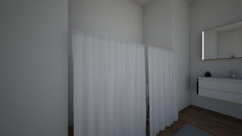 badkamer  - Modern - Bathroom - by loretje13