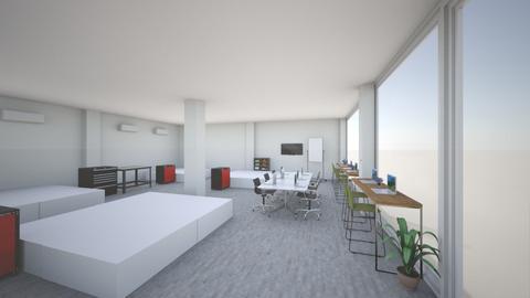 Training Room V4 approved - Office  - by JanjyEiei