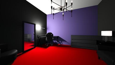 Idk Bedroom - by SpookyDinosaur420