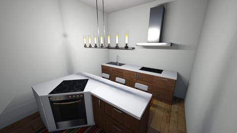 Small Kitchen  - Kitchen  - by Annabel C