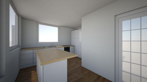 Whitstable Kitchen - Kitchen  - by bbircham