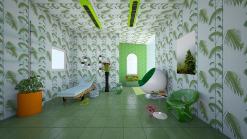 Going Green - Modern - Garden  - by InteriorDesigner111