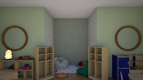 ECE Classroom - Kids room  - by Bpocza67