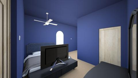 Jdens Room - Modern - Bedroom  - by Jden