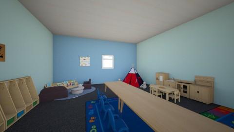 Classroom - Classic - Kids room  - by laurenhoward2