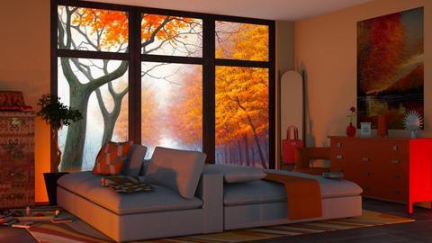 autumn - by nat mi