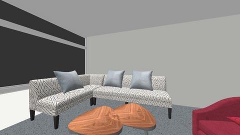 nir living room - Living room  - by blumnir5