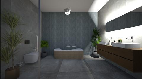 badkamer lieke - Bathroom  - by Daphne2021