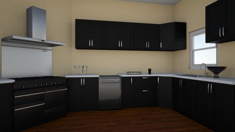 Kitchen Design 1 - Kitchen  - by bkerkhoff5