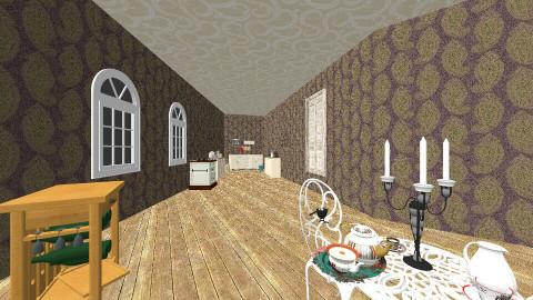Kitchen - Classic - Kitchen  - by Chodovec