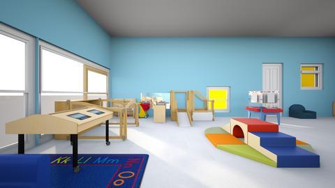 Toddler room - Kids room - by TAWXCYRYFRXQNJPWVMPTKPQWKAFWFGG