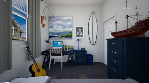 Outlander Fan 2 - Bedroom  - by SammyJPili