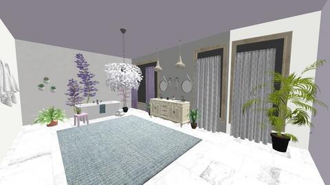 Lavender Spa - Bathroom - by hjowers1164