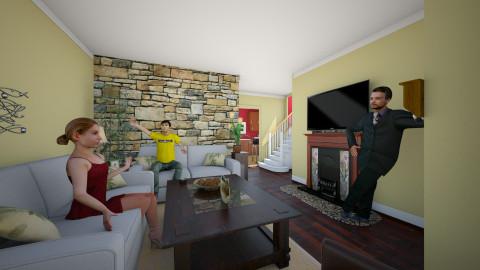 moms living room  - Living room - by dbell319
