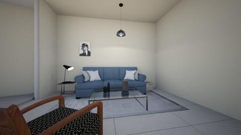 mini interior - Minimal - Living room - by Seco0625