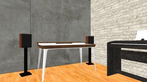 AV Room 2 - by MK77