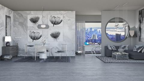 SILVER CITY - Modern - Dining room  - by RS Designs