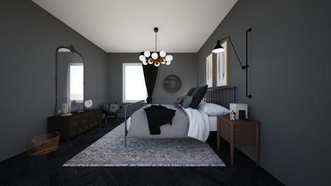 my new bedroom - Bedroom  - by dkus