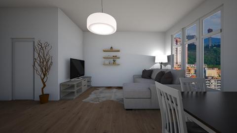 S - Country - Living room  - by Twerka
