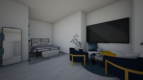 Tomboy teenage girl room - Bedroom - by Sherlyn1220
