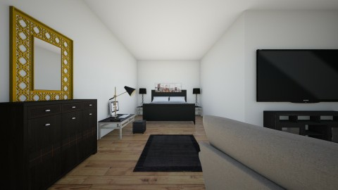 my dream room - Modern - by NoelCarpenter82