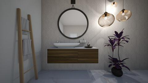 Lux Bathroom - Bathroom  - by raphaelfernandesdesign