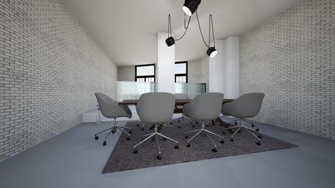 PROYECTO MARAVILLAS R - Office  - by Karina y Pablo