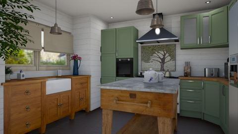 drk - Kitchen  - by steker2344