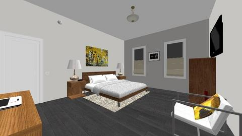 mathew  - Modern - Bedroom  - by lafrenm20