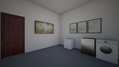 laundry room - by shayana_1