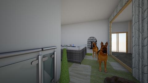 quarto de sonho - Bedroom - by saracunha