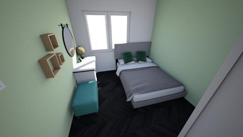 m e  - Bedroom  - by sea_00