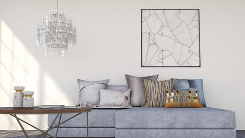 Modern Rustic - Rustic - Living room  - by HenkRetro1960