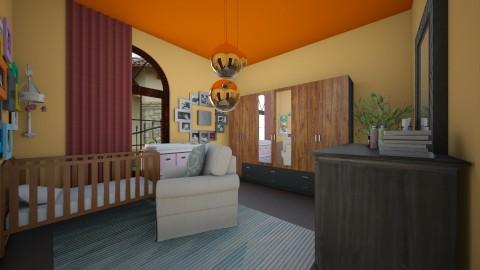 Dozsa - Modern - Kids room  - by Ritus13