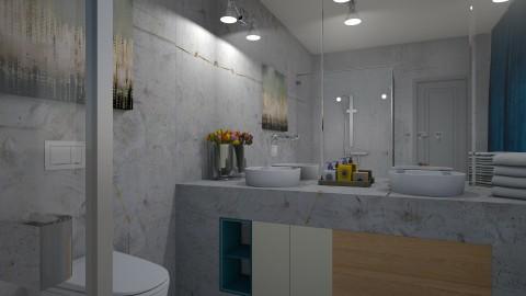 Bathroom - Modern - Bathroom  - by Annathea