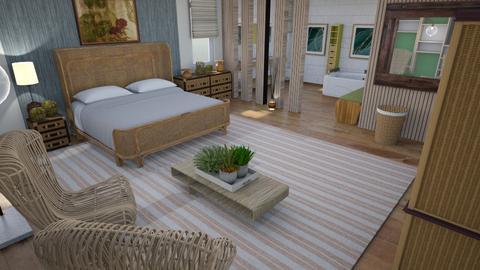 Stripes - Modern - Bedroom  - by augustmoon