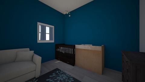nursery - Kids room  - by bejunod21