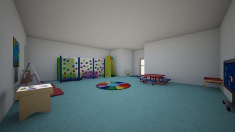 Mariyana - Kids room  - by Mariyana81