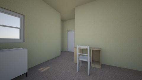 Netties new bedroom - Modern - Bedroom  - by Netspaget1