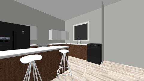 Nalide unit b - Kitchen - by kellinaeseth