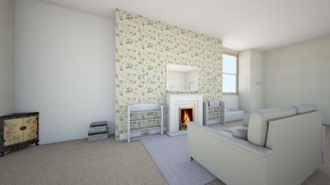 en suite - Vintage - Bedroom  - by RheaGreen