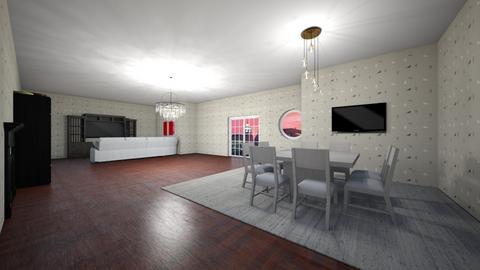 Living Room - Living room  - by HJ1125