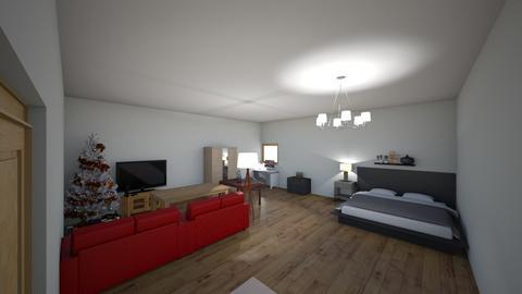 Mihabitacion  - Modern - Bedroom  - by nintra01