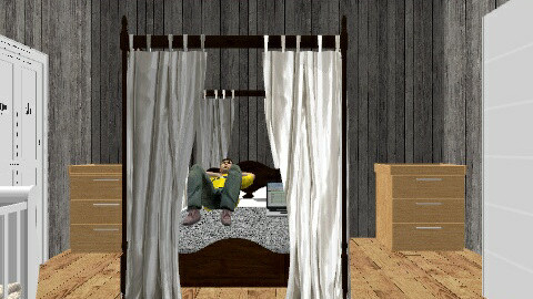 Baby Bedroom - Bedroom - by kattia