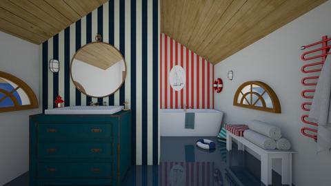 nautical bathroom - by vagrfd