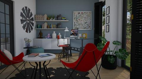 Playful office - Office - by Tuija
