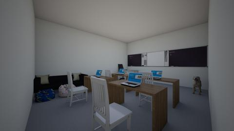 classroom - Kids room - by edeno